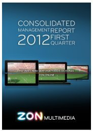 19-05-12 - Consolidated Management Report First Quarter 2012 - Zon