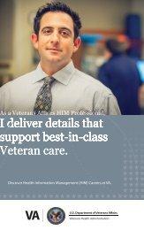 Veteran care. - VA Careers