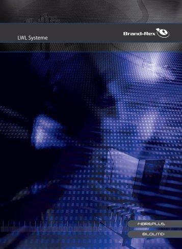 PDF Datei: Broschüre / Brandrex / LWL Systeme