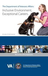 Become a VA Employee - VA Careers