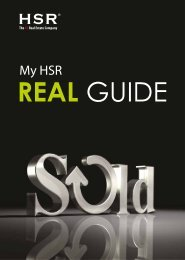 My HSR Real Guide 1st Issue (April-June 2012)