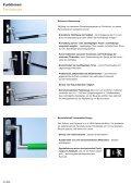 Baubeschlag   Panikstange nach DIN EN 1125 Formale ... - HEWI - Seite 4