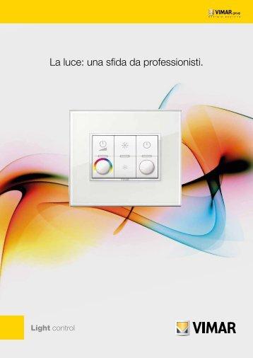 Catalogo Light Control - Vimar S.p.A.