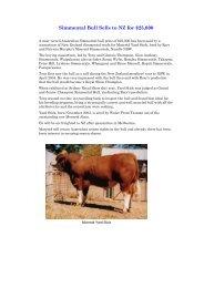 Simmental Bull Sells to NZ for $25,000 - Simmental Australia