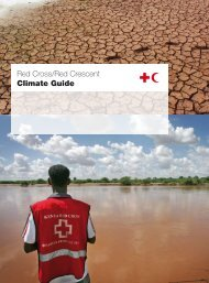 Red Cross/Red Crescent Climate Guide - Climate Centre