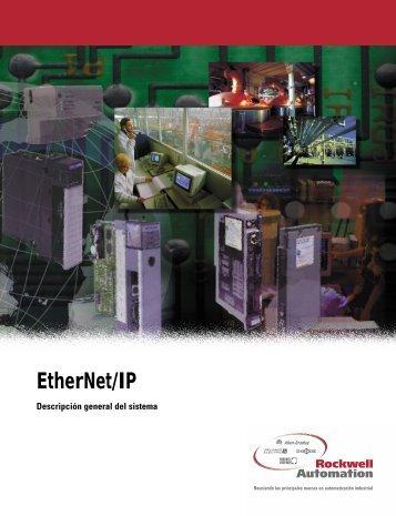 EtherNet/IP de Rockwell - CIP ETI