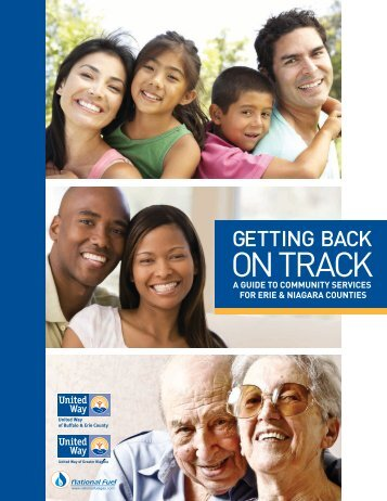 A Guide to Community Services (PDF) - United Way of Buffalo and ...