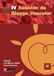 IV Reunión de Riesgo Vascular - Sociedad Española de Medicina ...