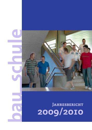 Sanierung Gebäude - bei der Schweizerischen Bauschule Aarau SBA