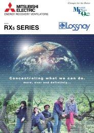 RX5 SERIES - Klimaprof