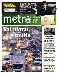 ESQUISITO... - Metro