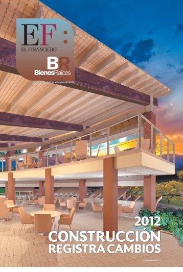 2012: Construcción registra cambios - El Financiero