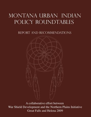 Urban Indian Policy Roundtable - Rural Dynamics