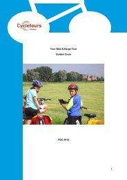 Uw fietsvakantie - Bike Tours To Go