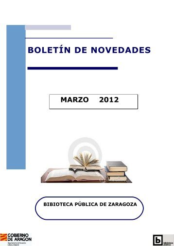 LIBROS DE PRÉSTAMO - Bibliotecas Públicas