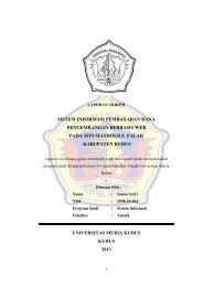 Download (302Kb) - Universitas Muria Kudus