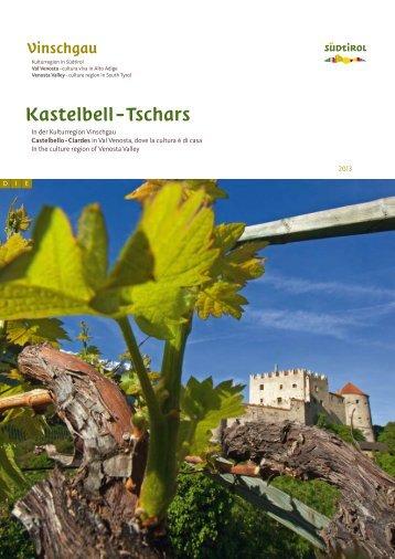 Hotel e le sistemazioni a Castelbello- Ciardes - Kastelbell-Tschars