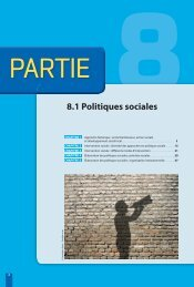 88.1 Politiques sociales - Decitre