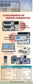 Instrumentos de Prueba y Accesorios - BK Precision - Page 2