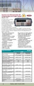 Instrumentos de Prueba y Accesorios - BK Precision - Page 4