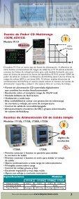 Instrumentos de Prueba y Accesorios - BK Precision - Page 5