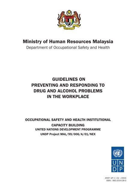 Ministry Of Human Resources Malaysia Dosh