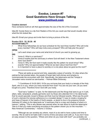 lesson 7 questions Great minds is a non-profit organization founded in 2007 by teachers and scholars who want to ensure that all students receive a content-rich education.
