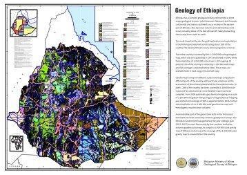Geology of Ethiopia