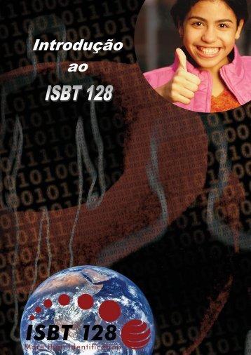 Introdução ao ISBT 128 1 - ICCBBA