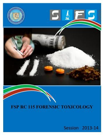 FSP-RC-115-Forensic-Toxicology