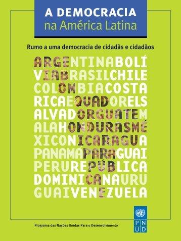 Rumo a uma democracia de cidadãs e cidadãos