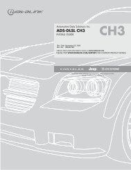 ADS-DLSL CH3 - Autotoys
