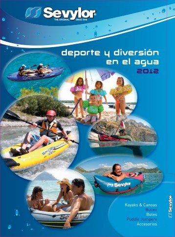 deporte y diversión en el agua 2012 - Poolaria
