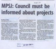 informedaboutprojects - MPSJ