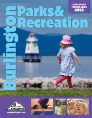 Download - Burlington Parks and Recreation