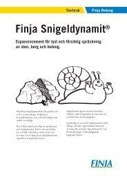Finja Snigeldynamit®
