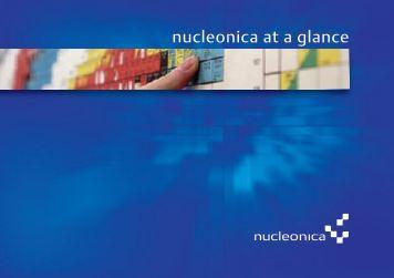 Flyer-Nucleonica V11.pdf - European Nuclear Society