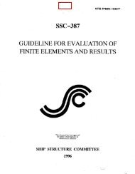 GUIDELINE FOR EVALUATION OF FINITE ... - Roadsafe LLC