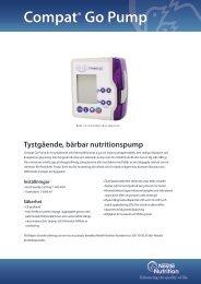Compat® Go Pump - Nestlé Nutrition