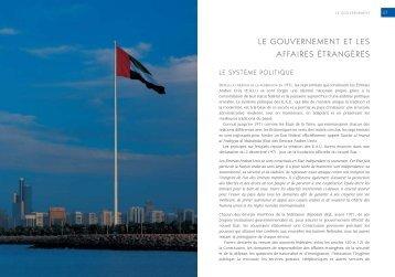 le gouvernement et les affaires étrangères - UAE Interact