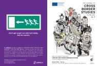 journal - The Centre for Cross Border Studies