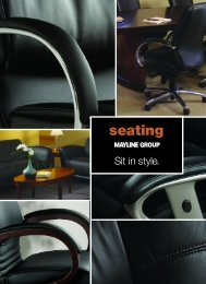 seating - Clary Business Machines