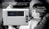 Thermostat Programmable THM301A - UPM Marketing