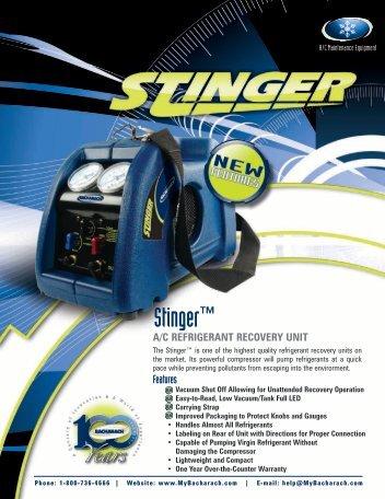 Stinger™ - om.gr