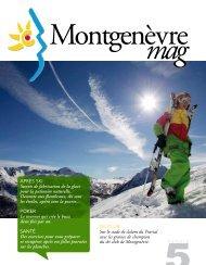 Ski Club Sur le stade de slalom du Prarial avec les ... - Montgenèvre