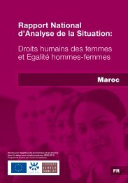 Français - Egalité homme femme