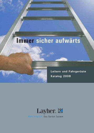 Anlege Leitern -  Ostsee Gerüstbau GmbH