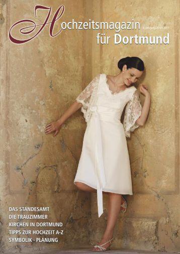 Hochzeitsmagazin Dortmund