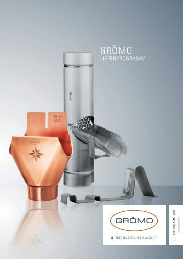 Lieferprogramm 2012 - Grömo