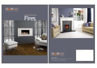 VFC Fires - Amber Glow Fireplaces